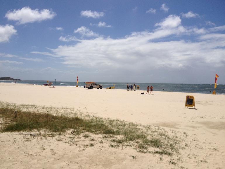 Cylinder Beach - Brisbane