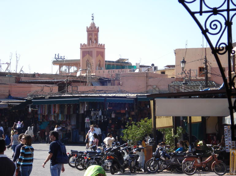 Djemaa el Fna (Place of the Dead) - Marrakech