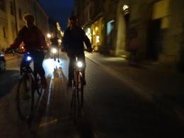Thuisreis in Krakau na een 4 uur durende fietstocht. Bedankt supergoede gids , C.J. d - September 2014