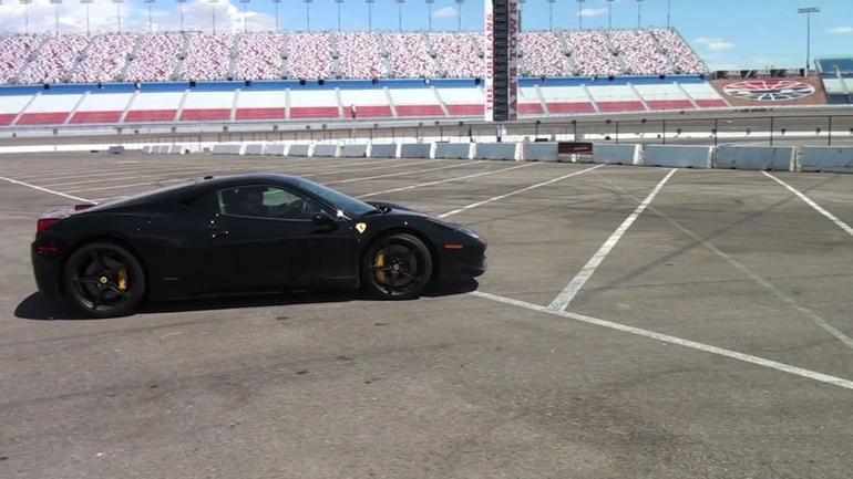 Exotic Car Driving Experience - Las Vegas