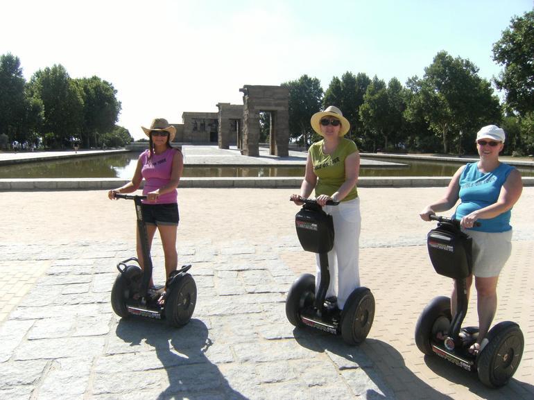 Girls on Tour on Segways! - Madrid