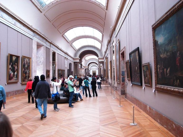 Hall of art history - Paris