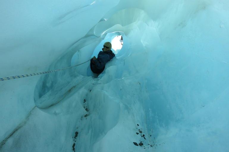 Ice Cave - Franz Josef Glazier - Franz Josef & Fox Glacier