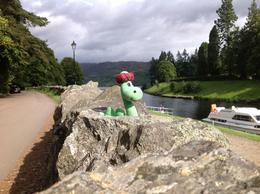I found Nessy!!!! , Richard H - September 2012