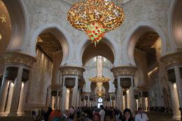 Inside the Grand Mosque , JULONG ZHAO - May 2016