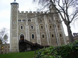 London Tower, Paul A - December 2009