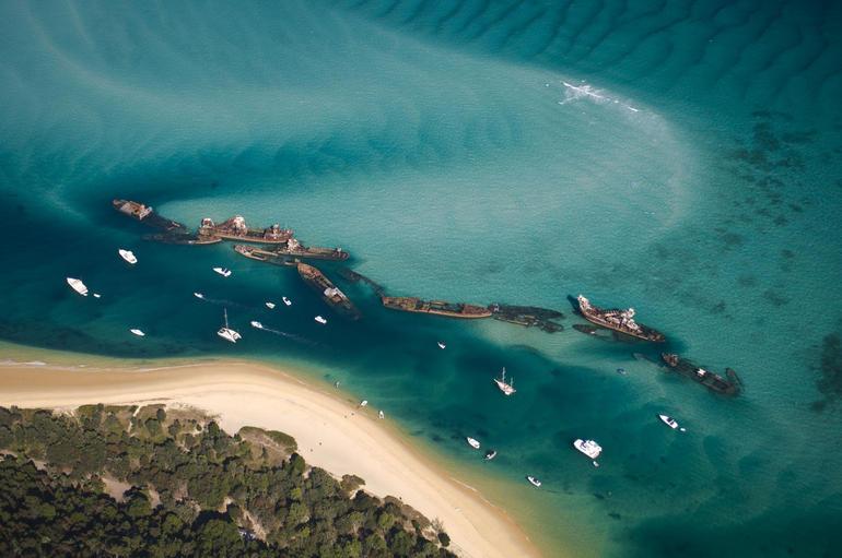 Moreton Island - Brisbane