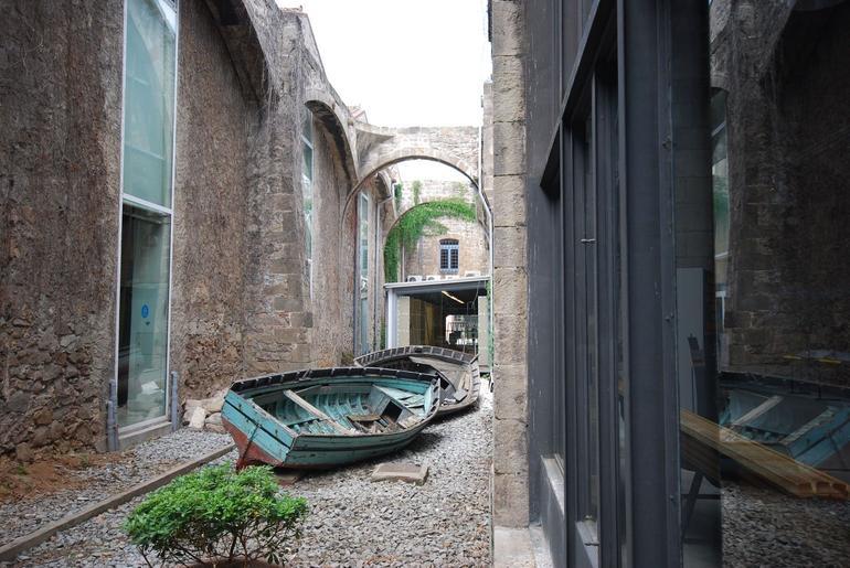 Museu Maritim Cooridor - Barcelona