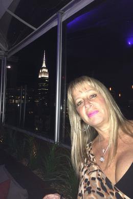 Great view of city from the Sky Room, fun bar. , Jeff W - October 2014