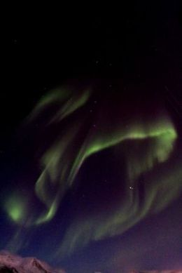 Northern Lights Cruise Iceland , Trena R - March 2015