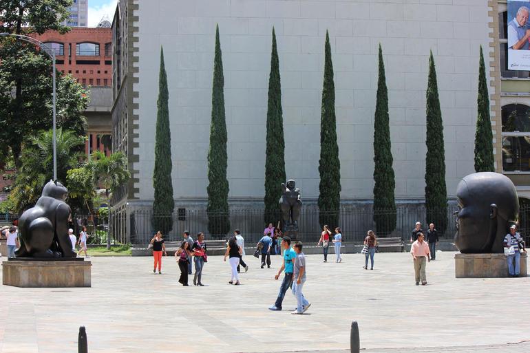Plaza - Medellín