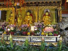 Po Lin Monastery, I M - December 2010
