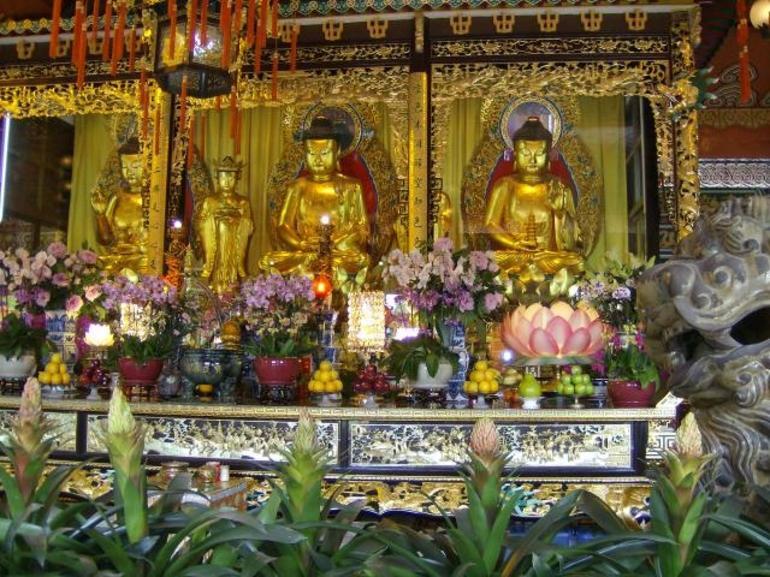 Po Lin Monastery - Hong Kong