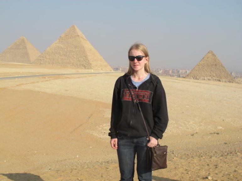 Pyramids - Cairo