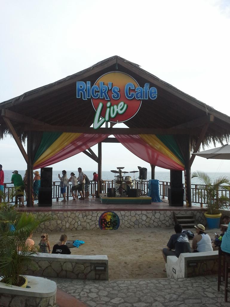 Rick's Cafe -