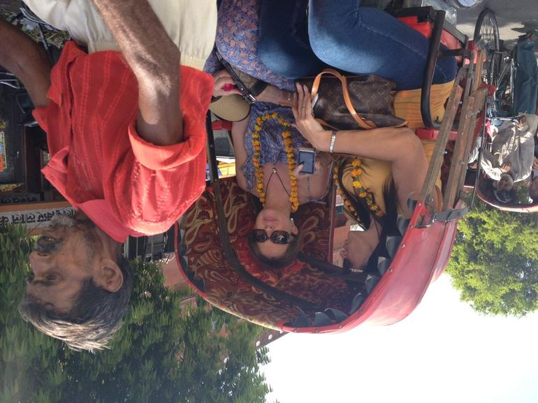 Rickshaw - New Delhi