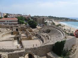 Roman Arena In Tarragona, Gary C - July 2009