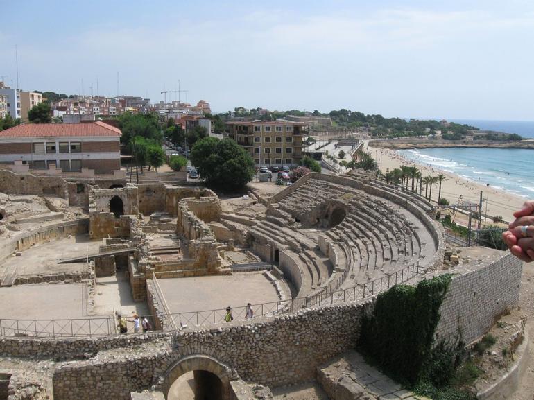Roman Arena - Barcelona