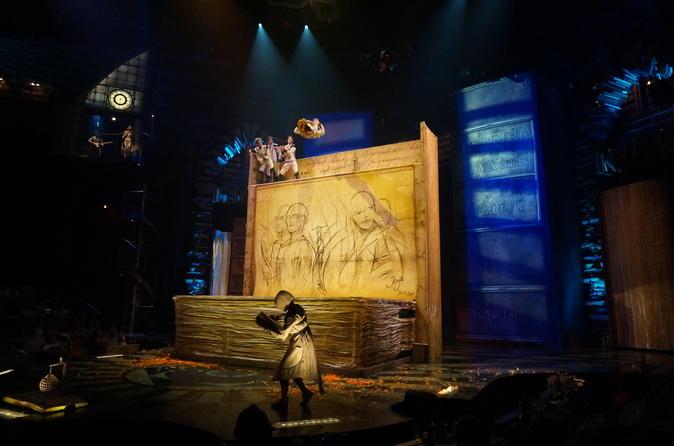 e3434ad7ec76 Cirque du Soleil® JOYA Show Ticket at Vidanta Riviera Maya 2019 ...