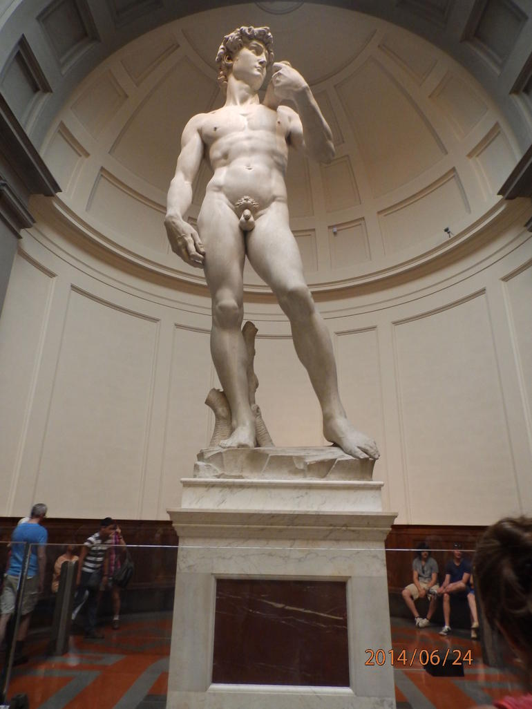 Skip the Line: Florence Accademia and Uffizi Gallery Small Group Tour photo 26