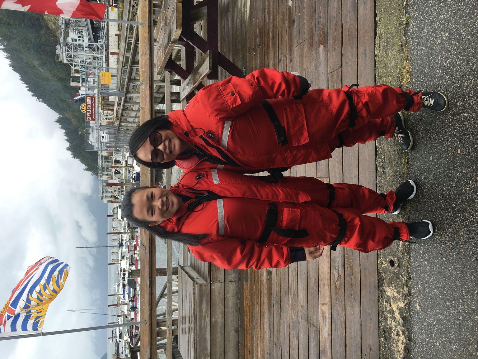 MAIS FOTOS, Cruzeiro pelo Safari marítimo em Howe Sound