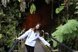 The lava tube , Celine - January 2014