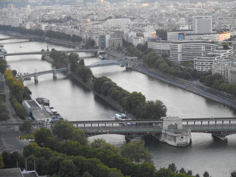 The Seine - Paris