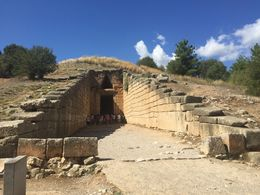 Mycenae , Dr Kladis - October 2015