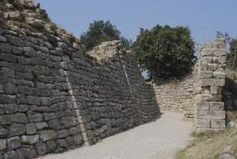 Ruins of Troy 1 , Anthony B - August 2014
