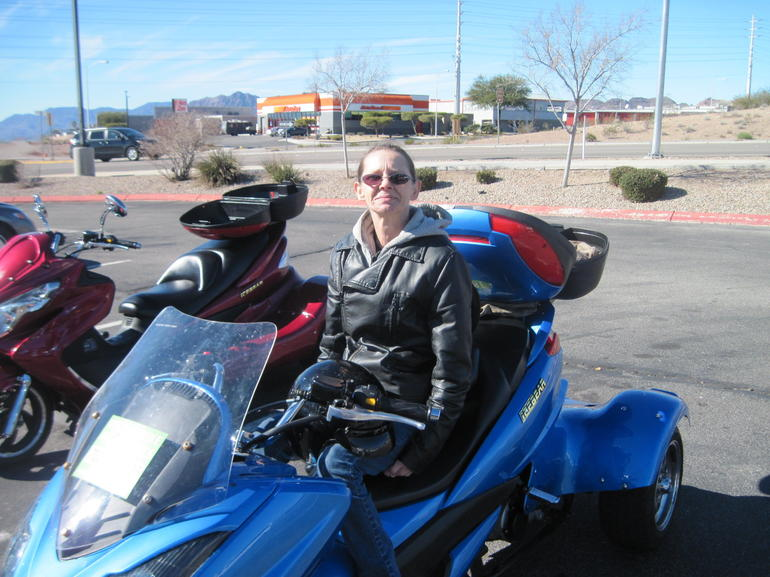 Hoover Dam Trike Tour photo 47