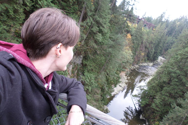 Skip the Line:Capilano Suspension Bridge Park Ticket w/Shuttle from Vancouver photo 18