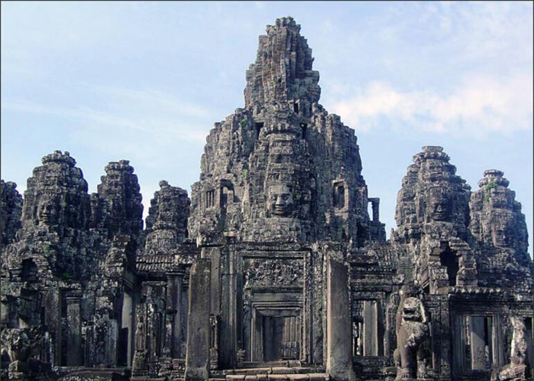 bayon_temple - Angkor Wat