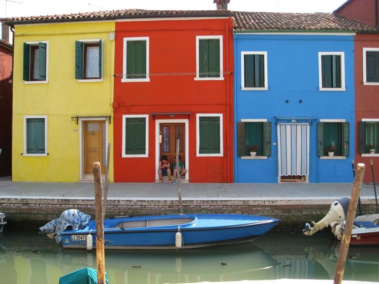 Burano Island - Venice