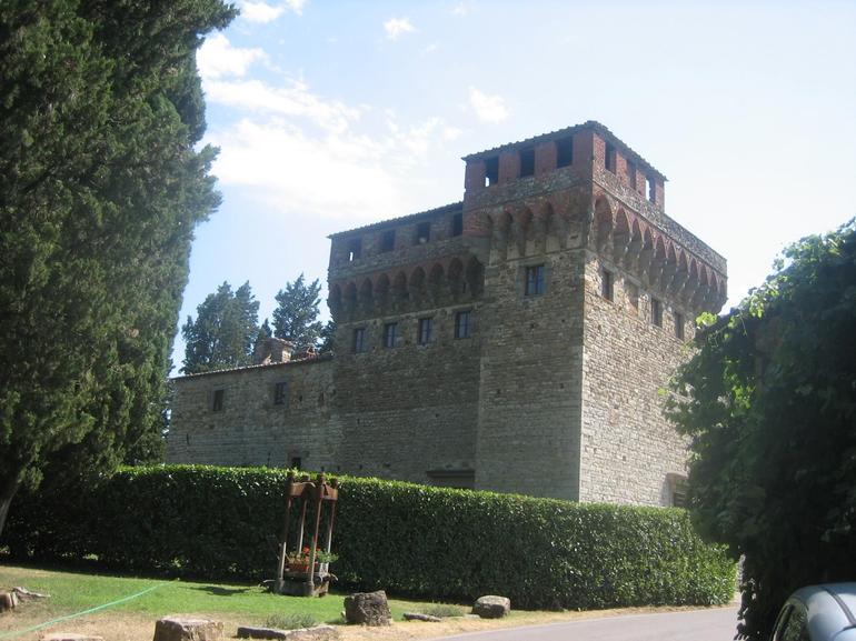 Castello de Trebbio - Florence