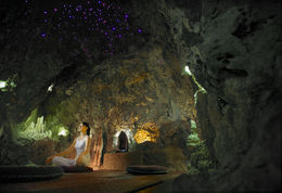 Meditation in the cave - December 2014