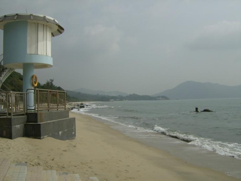 Cheung Sha Beach - Hong Kong