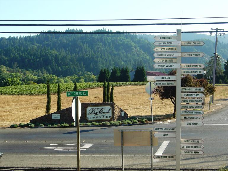 Day trip to Wine Country - San Francisco