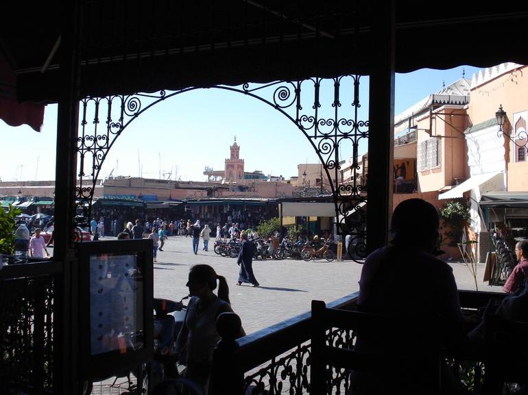 Djemaa el Fna (Place of the Dead) - Marrakech