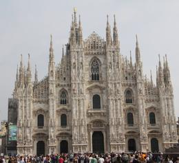 No trip to Milan would be complete without this view. , Richard D - October 2013