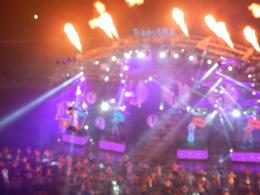 Sunday night closing show, taylor - July 2012