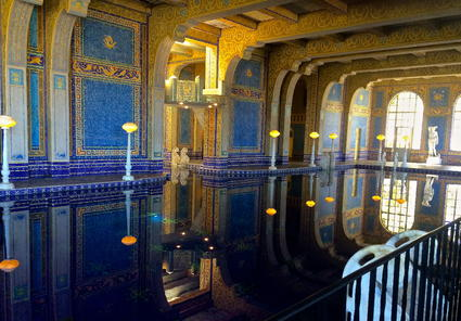 Santa Barbara Solvang And Hearst Castle Day Trip From Los