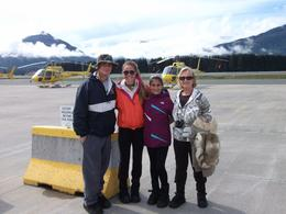 Helicopter Tour and Glacier Walk , j.carmone - July 2014