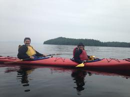 Kayaking , Margie C - September 2014