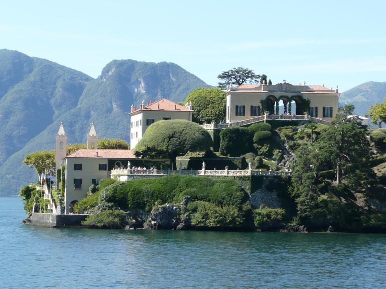 Lake Como Day Trip from Milan - Milan