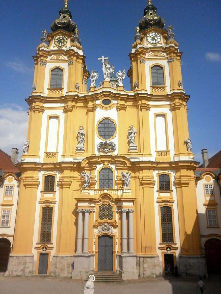 Maravillosa abadia de Melk - Vienna