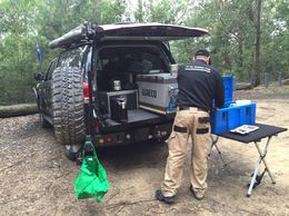 When our guide offered us coffee and biscuits, we were expecting some tasteless stuff from a flask, Instead, we got a freshly brewed Nespresso. Great fun!!! , Ian barty - February 2016