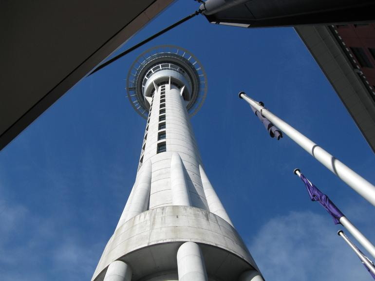 Sky Tower, Auckland - Auckland