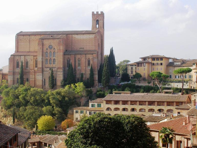 St. Edwards in Siena - Florence