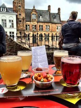 Beer Tasting at The Beer Wall , Lisa F - September 2015