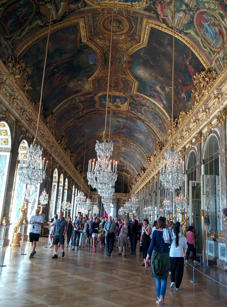 Versailles Half Day Trip from Paris by Coach with Independent Audio Guided Visit photo 25